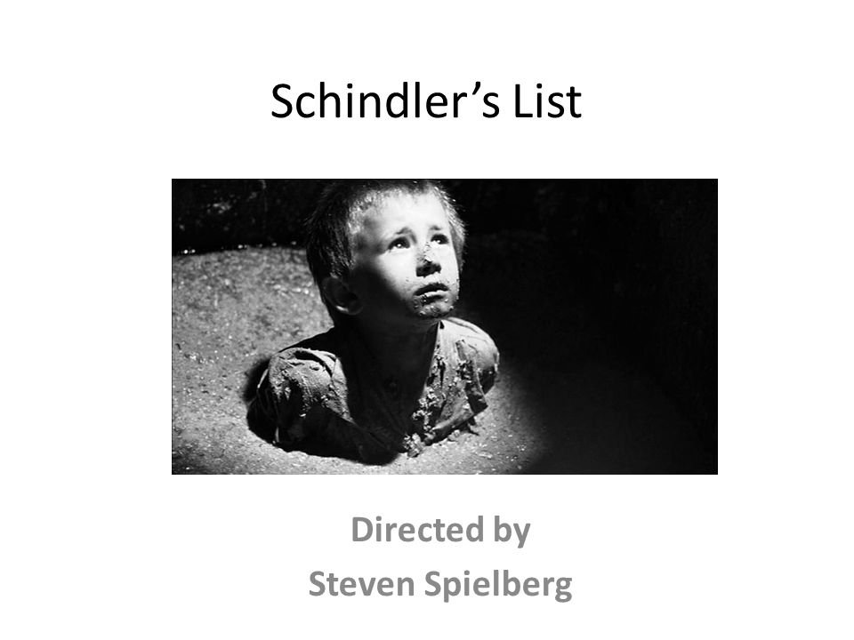 Main Cast Liam Neeson – Oskar Schindler, – a German Nazi businessman who saves the lives of over 1,100 Jews by employing them in his factory.