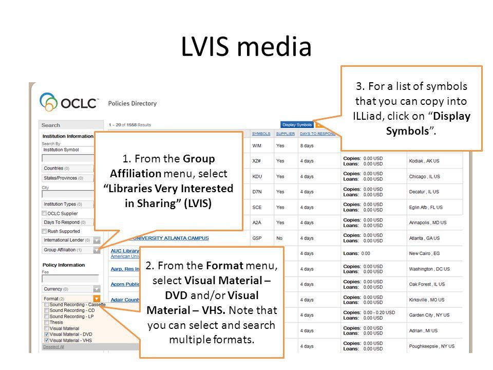 LVIS media 1.