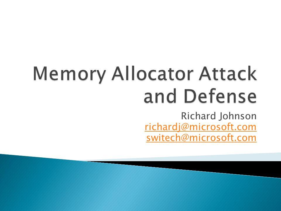 Richard Johnson richardj@microsoft.com switech@microsoft.com