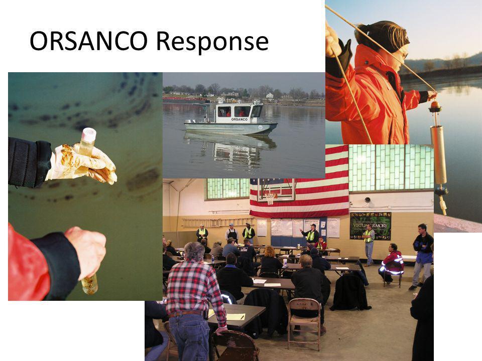 ORSANCO Response