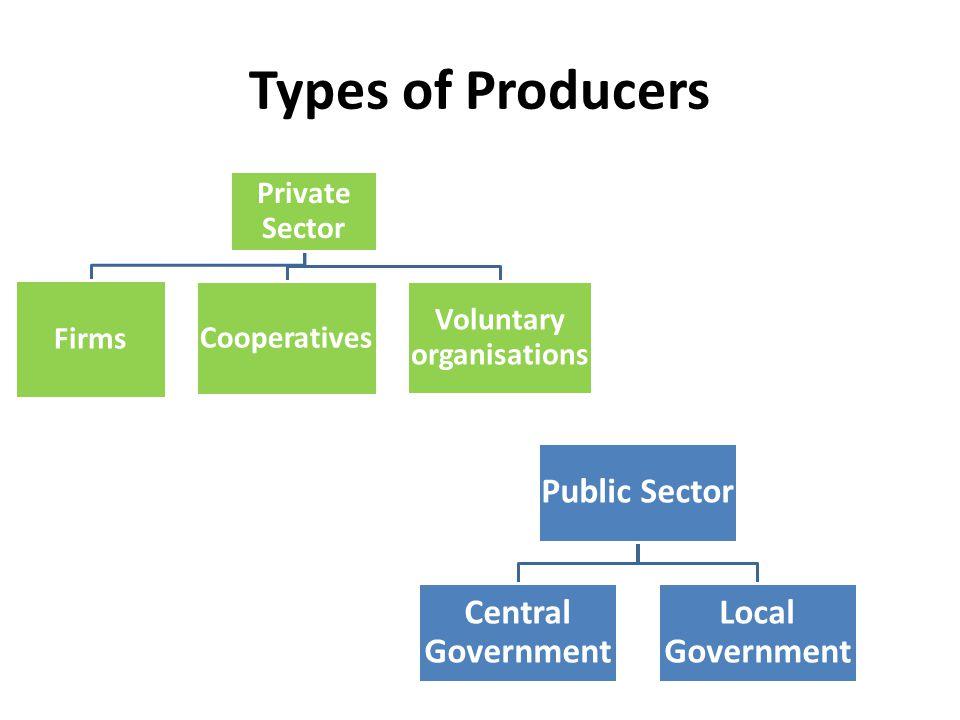 Private Sectors