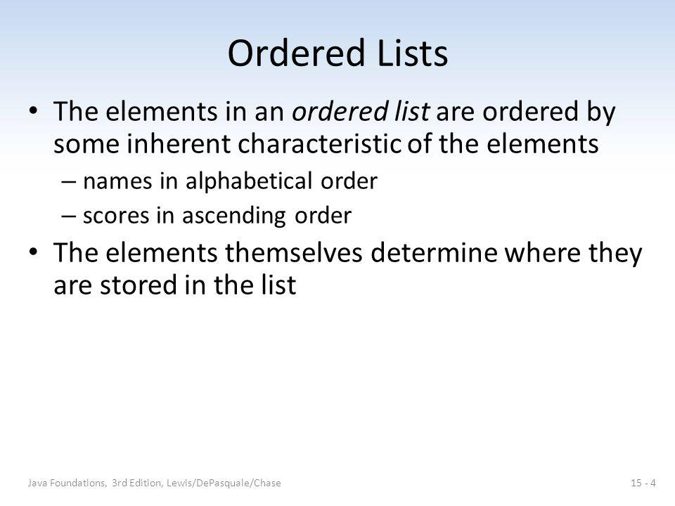 /** * Adds the specified Comparable element to this list, keeping * the elements in sorted order.