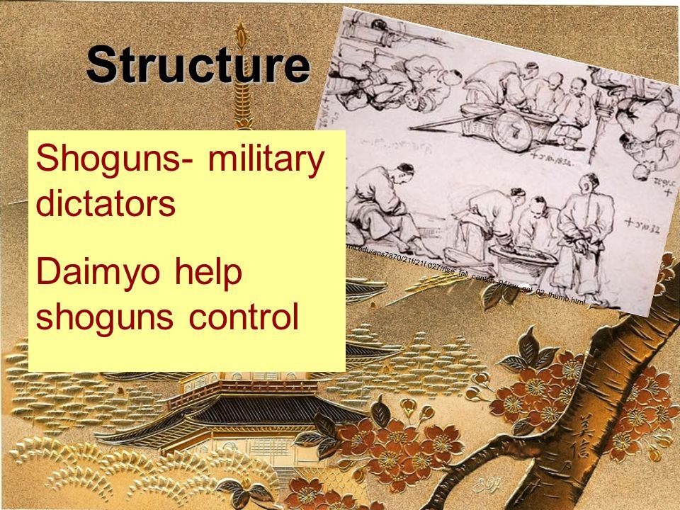 Tokugawa Period http://www.japanirelandtravel.ie/download/1/Tokugawa-Period.jpg * Feudalism returns * Closed Japan * Forbade overseas travel * Nagasaki- only Dutch allowed limited trade