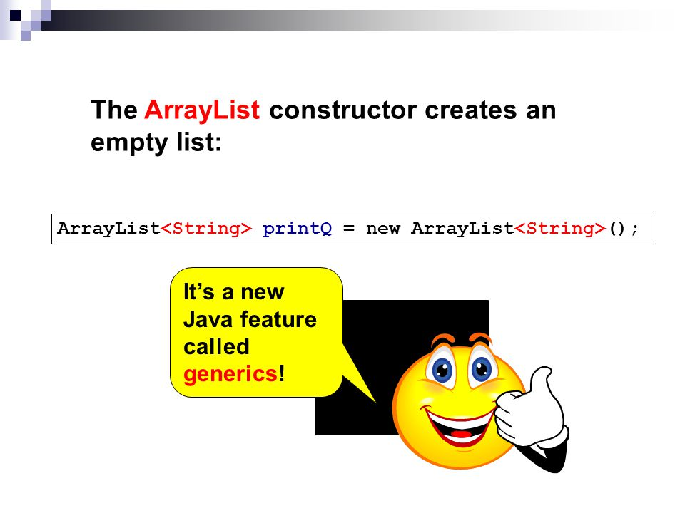 Its a new Java feature called generics.
