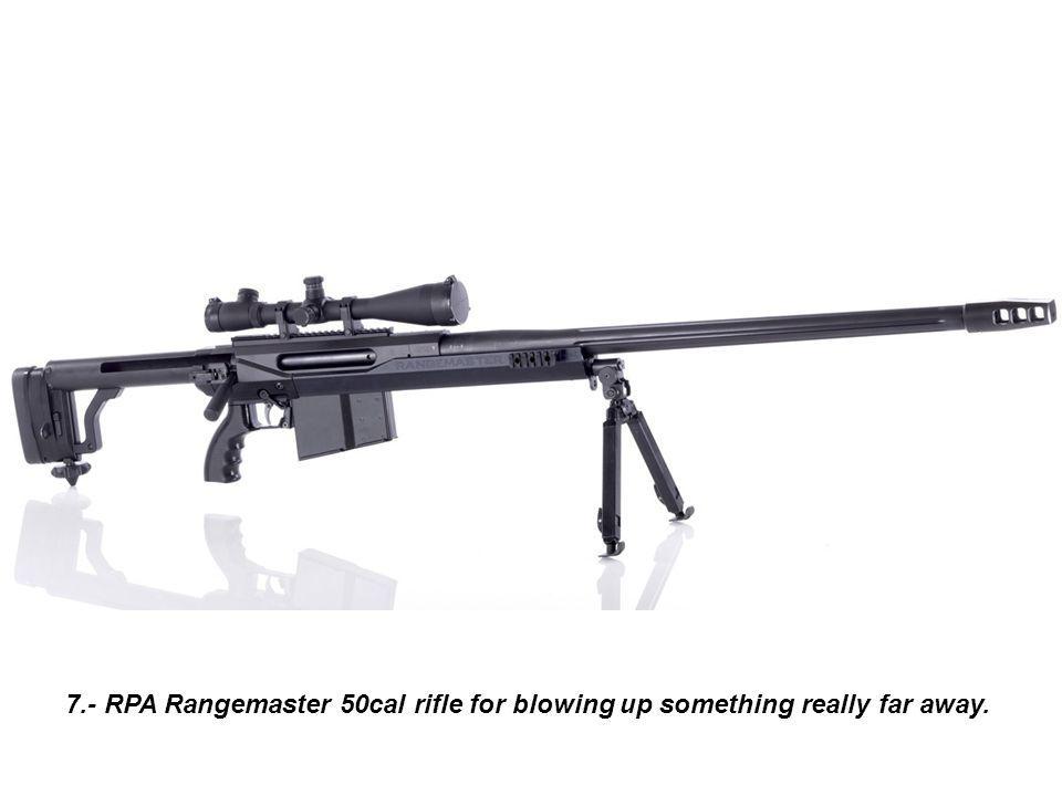 8.- Blaser K95 full stock rifle for European hunting trip.