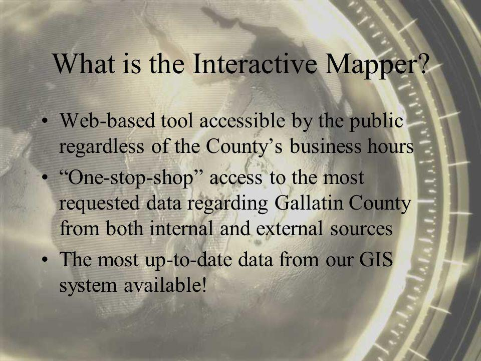 How do I find the Mapper.