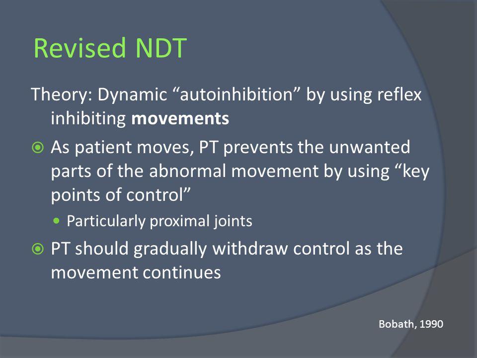 NDT vs.