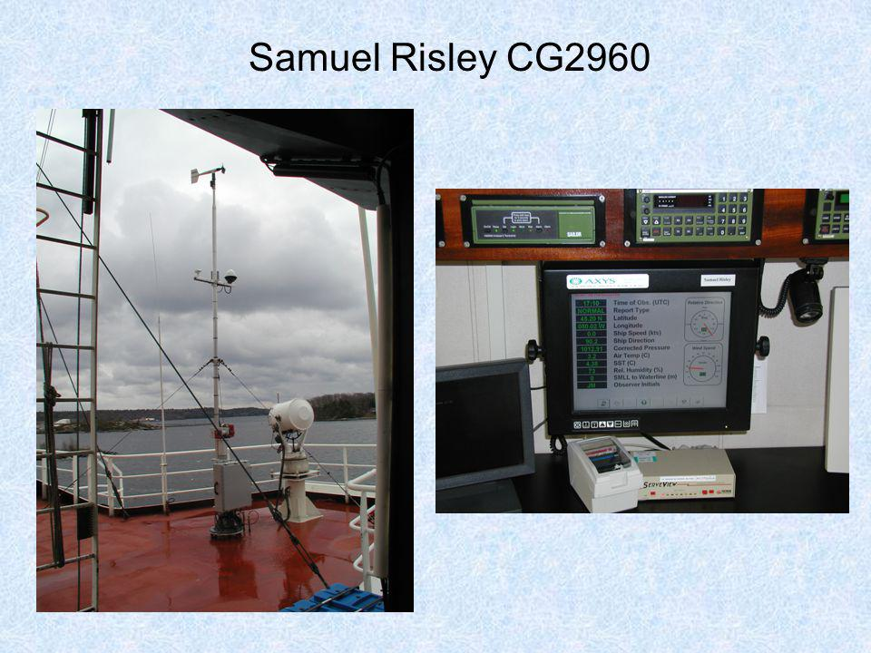 Samuel Risley CG2960