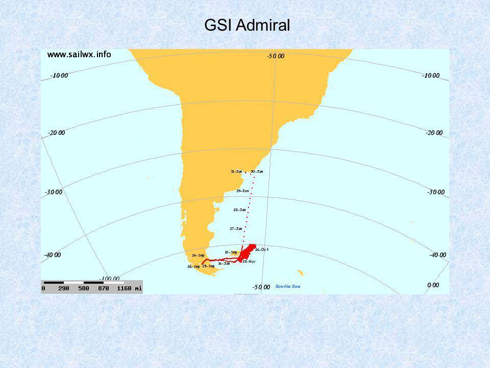GSI Admiral