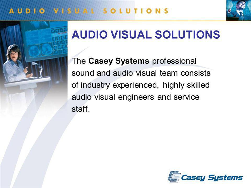 WE DELIVER… Flexibility to design, build and manage your project ICIA trained and certified staff Audio and video teleconferencing Quality video projection Media streaming Turnkey installation Easy-to-use interactive presentation systems