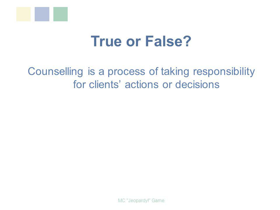 True or False? According to the three randomized controlled trials, male circumcision protects women from acquiring HIV infection. Answer: FALSE Howev