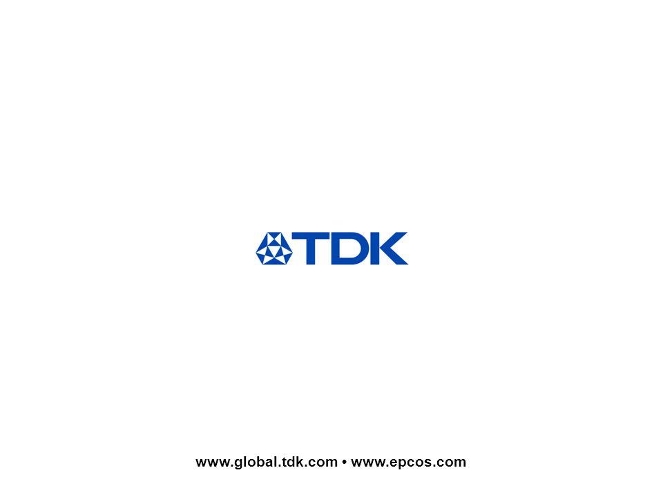 www.global.tdk.com www.epcos.com