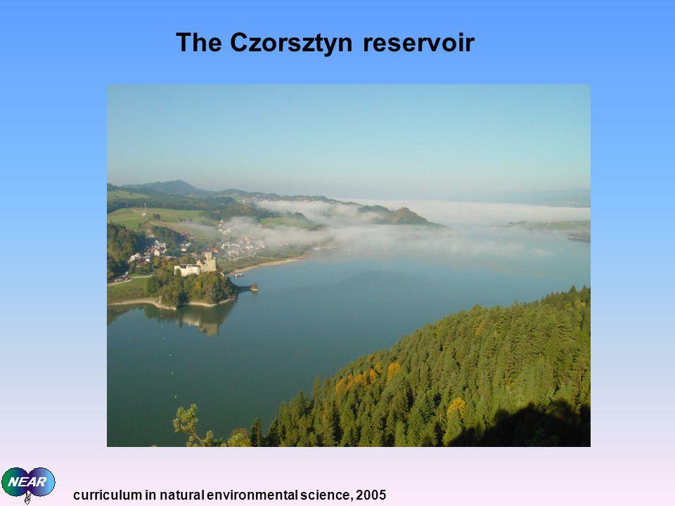 The Czorsztyn reservoir curriculum in natural environmental science, 2005