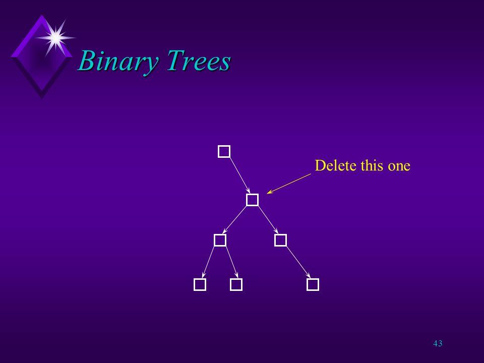 42 Binary Trees