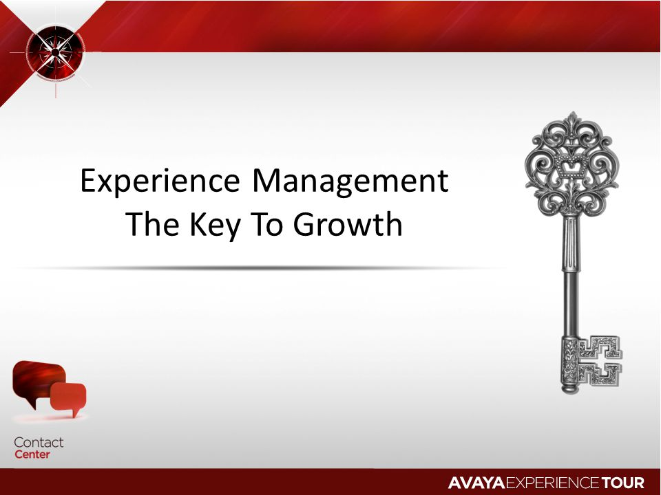 © 2010 Avaya Inc.All rights reserved. Avaya Contact Center Control Manager Why does it Matter.