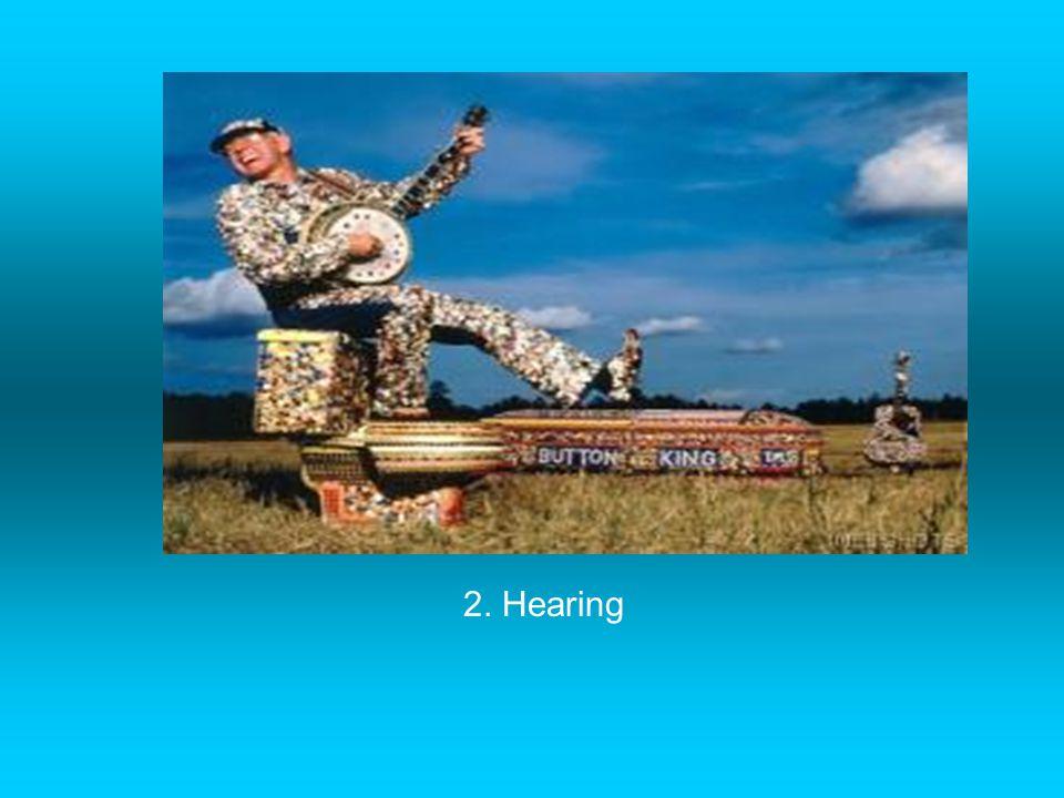 2. Hearing