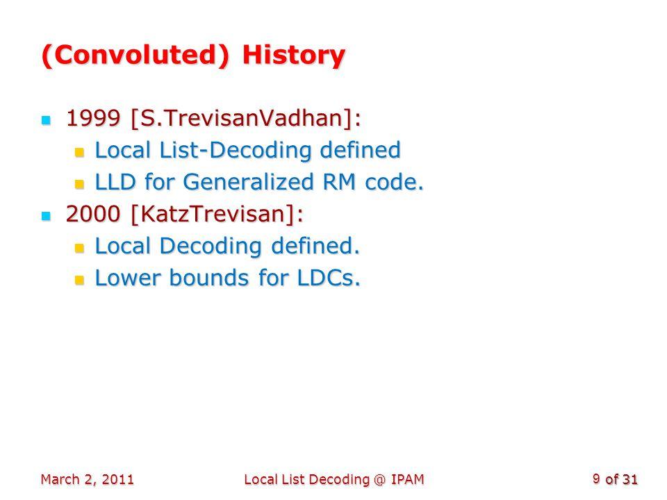 of 31 Why Convoluted.What is convoluted. What is convoluted.