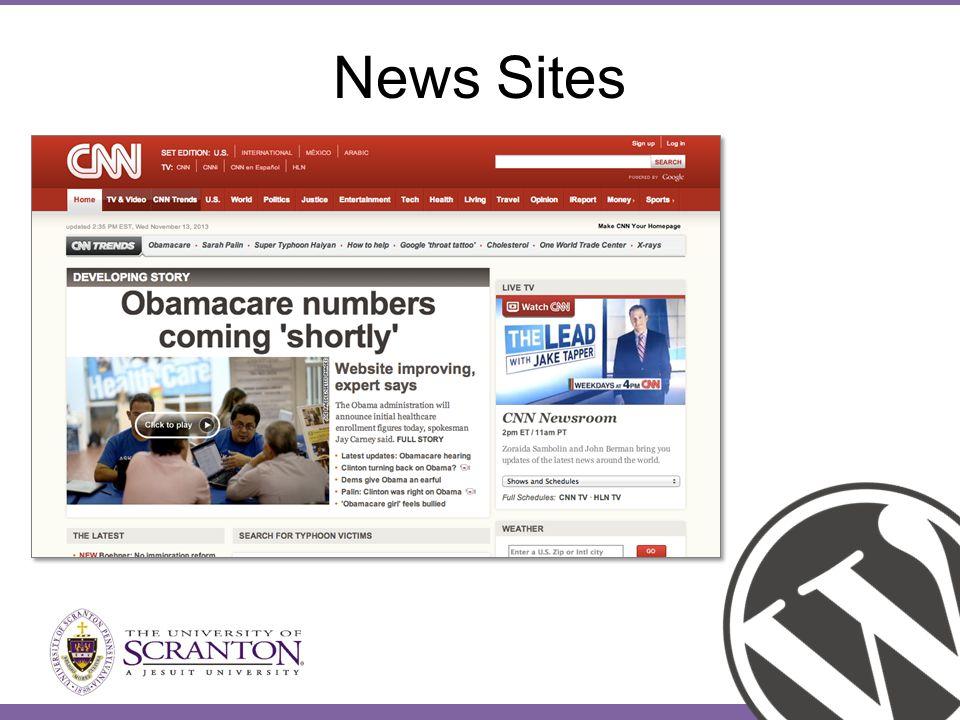News Sites