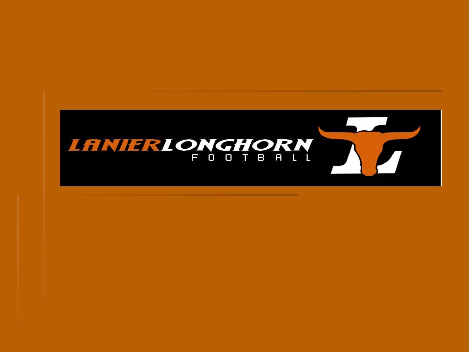 LANIER FOOTBALL COLLEGE RECRUITING OVERVIEW Role of a high school program Role of a high school program Who gets recruited.