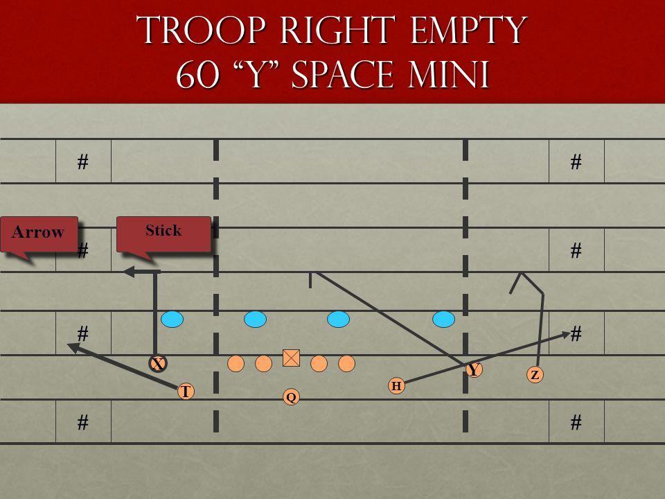 Troop Right Empty 60 Y Space Mini # # # # # # # # Q Z H Y X T Mini Curl Mini Curl Shallow Arrow Shallow Arrow