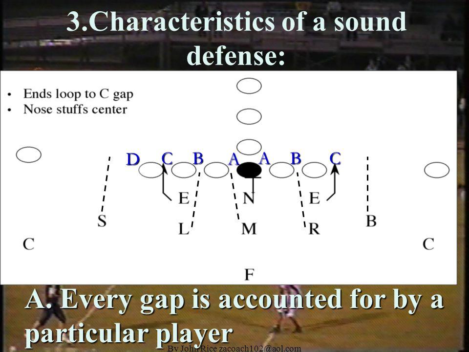 By John Rice zacoach102@aol.com NOSEGUARD PLAY BASE JACKS TECHNIQUE Alignment: 0 technique, nose-to-nose on Center.