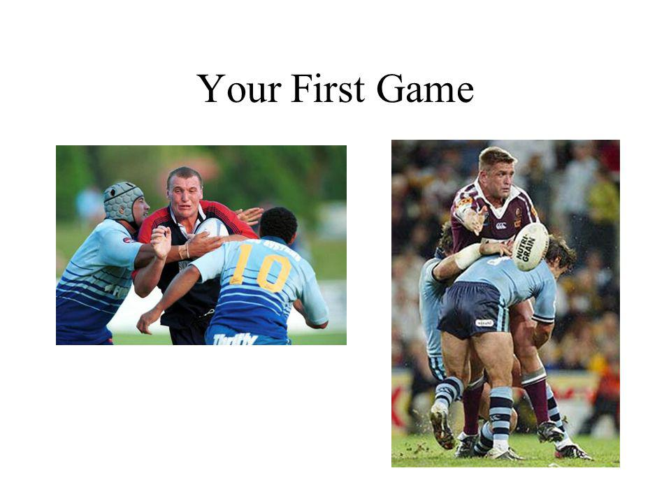 Your First Game