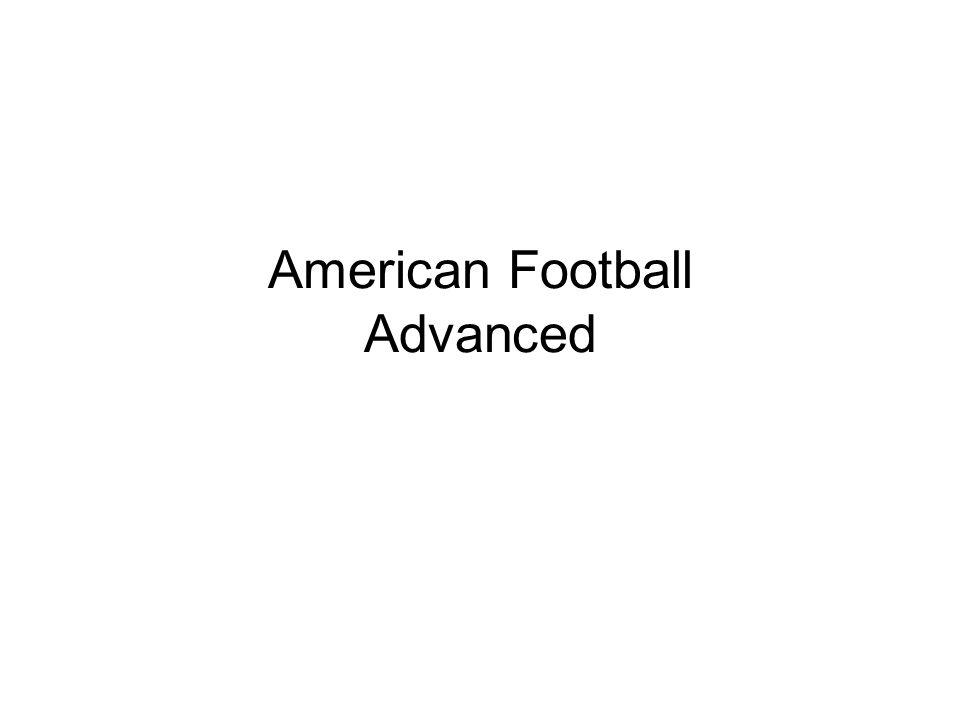 American Football Advanced