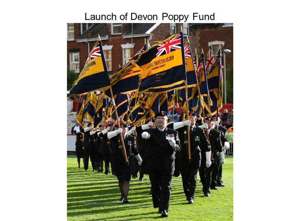 Launch of Devon Poppy Fund