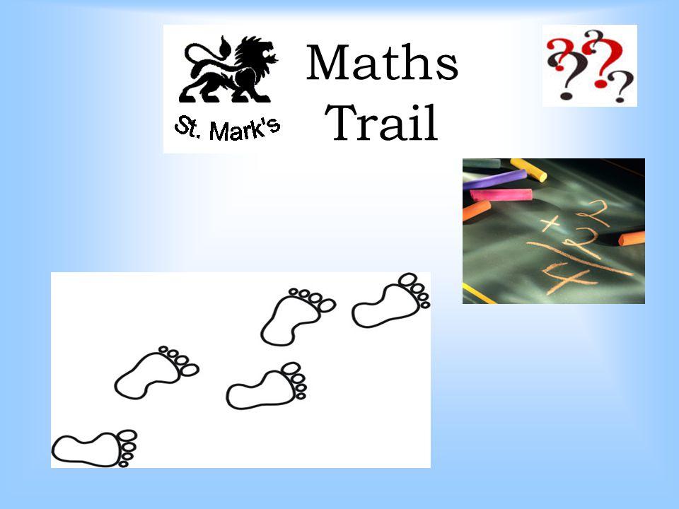 Maths Trail