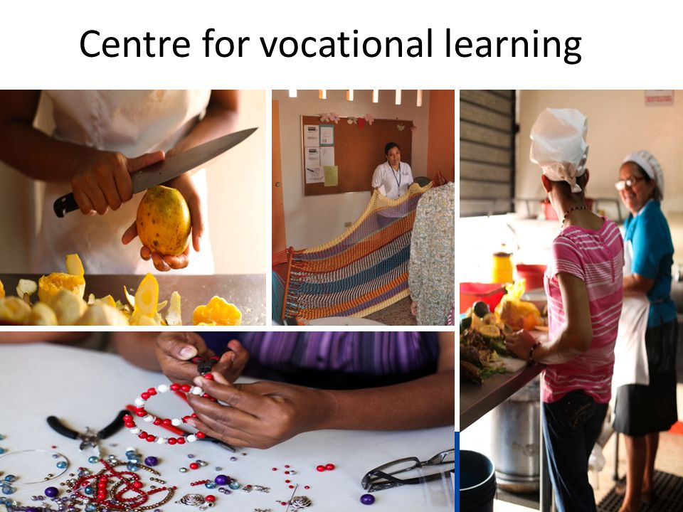 Centre for vocational learning