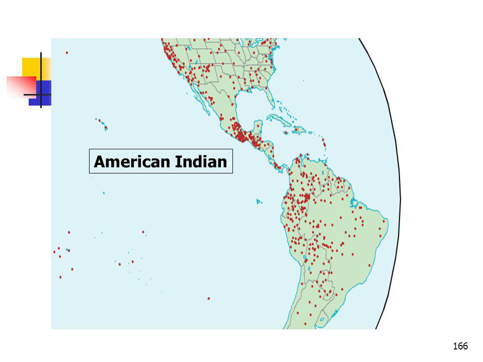 166 Austric American Indian