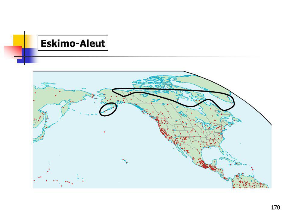 170 Eskimo-Aleut
