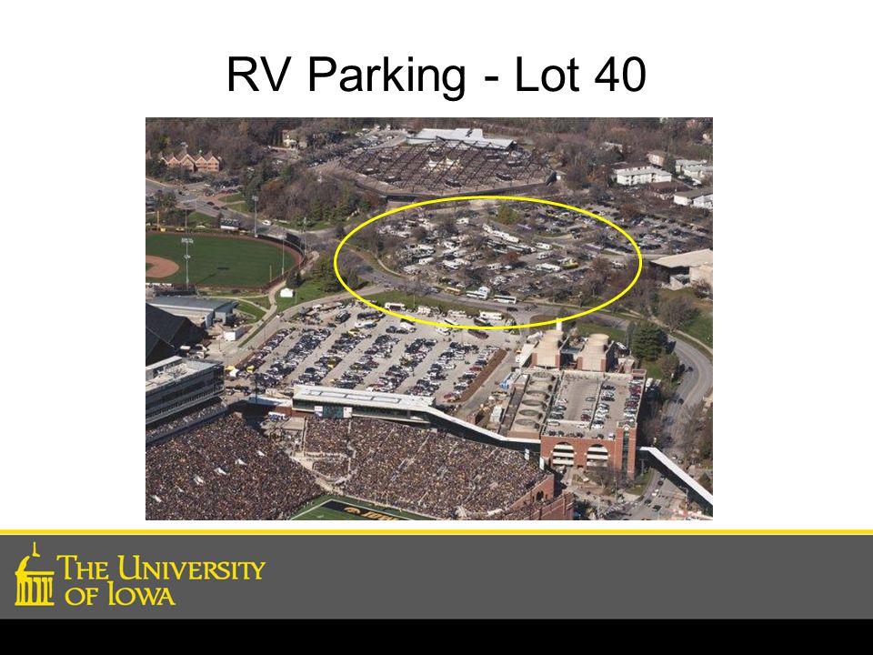 RV Parking - Lot 40