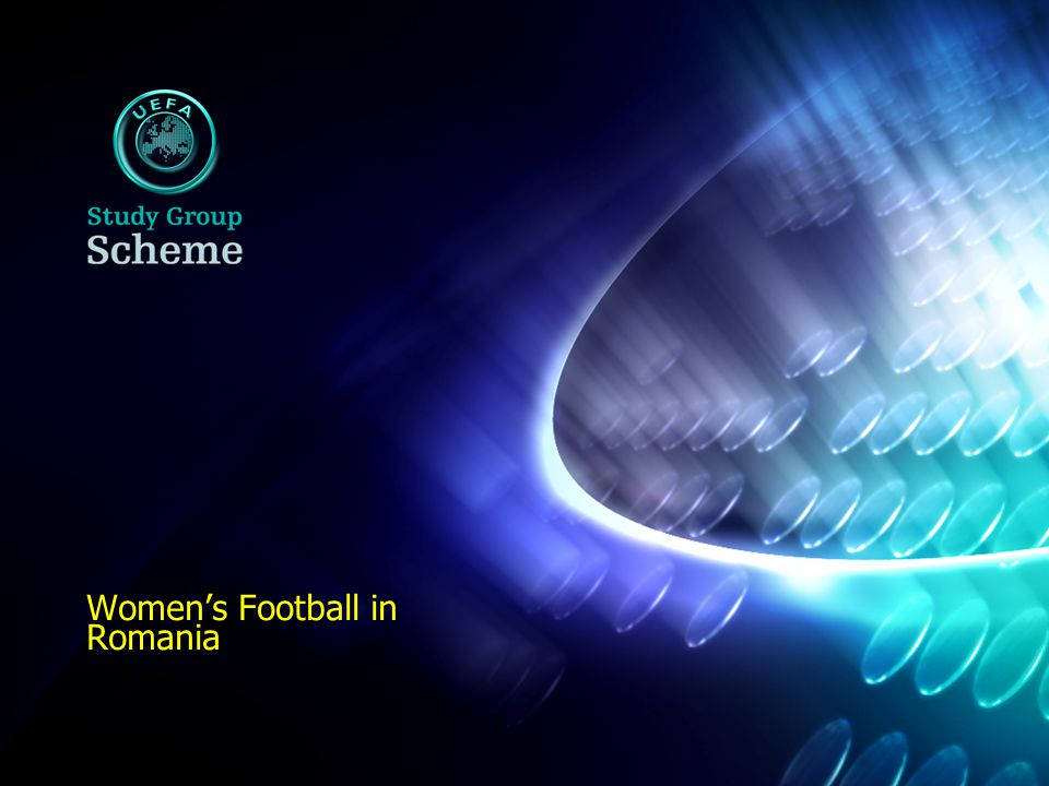 Womens Football in Romania