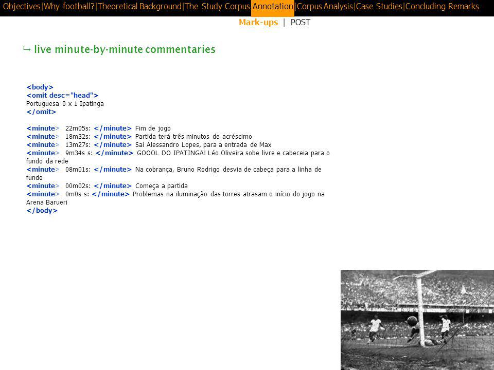 live minute-by-minute commentaries Portuguesa 0 x 1 Ipatinga 22m05s: Fim de jogo 18m32s: Partida terá três minutos de acréscimo 13m27s: Sai Alessandro