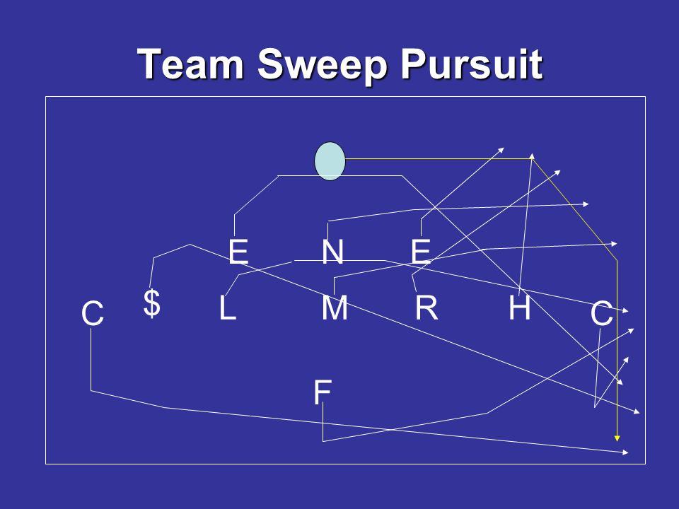Team Sweep Pursuit EEN RLMH $ C F C