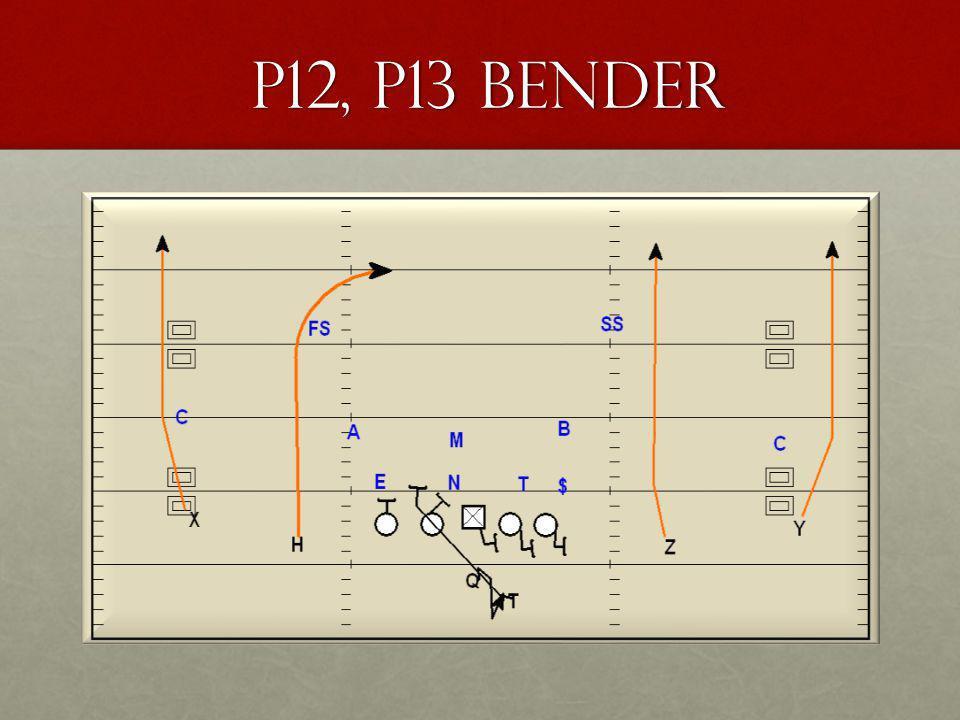 P12, P13 Bender