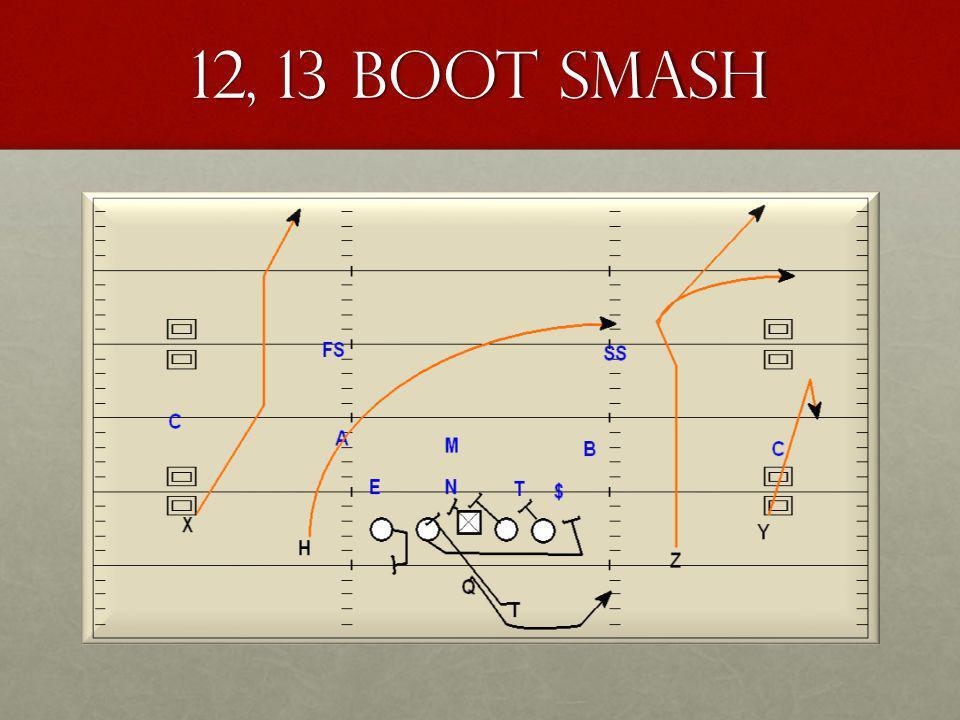 12, 13 Boot Smash