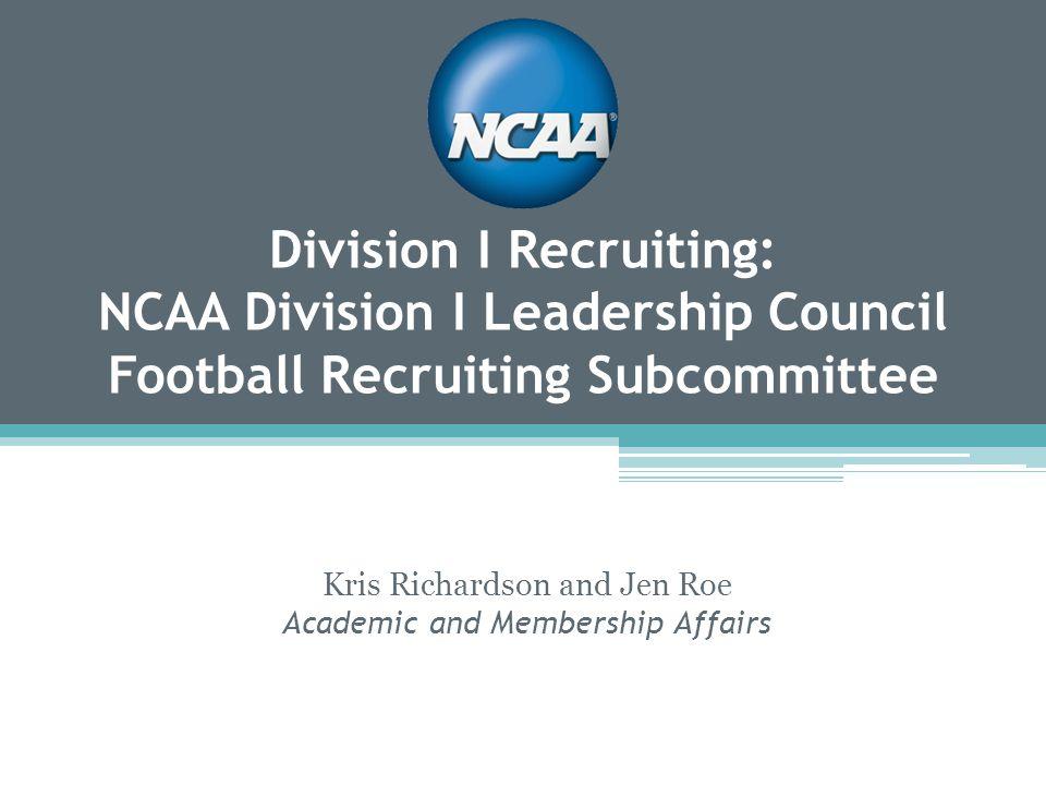 Recruiting Calendars – Football – FBS Bylaw 13.17.4.1(b)(2) December Dead Period.