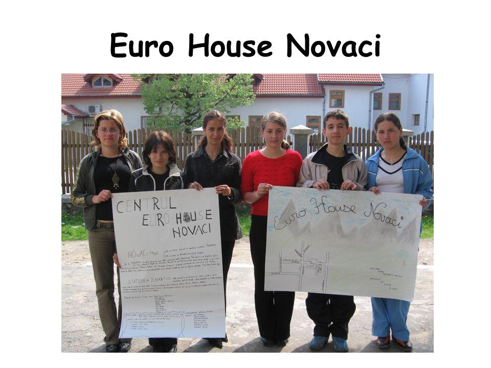 Euro House Novaci