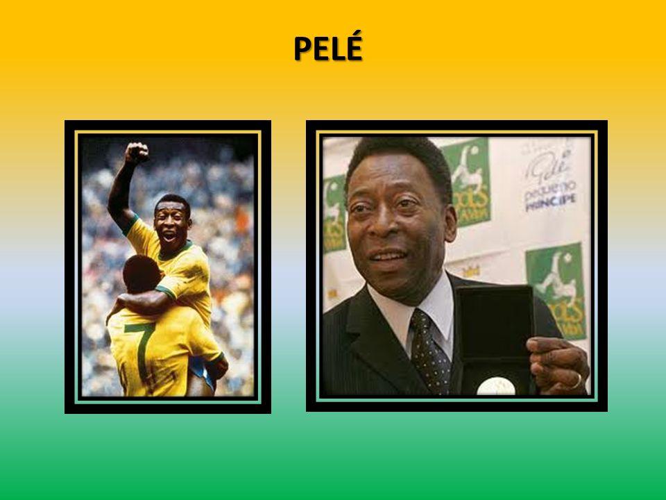 Edson Arantes do Nascimento (name given as Edison on birth certificate, born 21 October 1940, however, Pelé known by his nickname Pelé, is a retired Brazilian footballer.