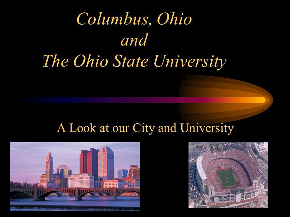 Columbus, Ohio - Sports Clippers (minor league baseball) Blue Jackets (Pro ice hockey) Marathon