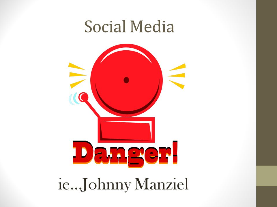 Social Media ie…Johnny Manziel