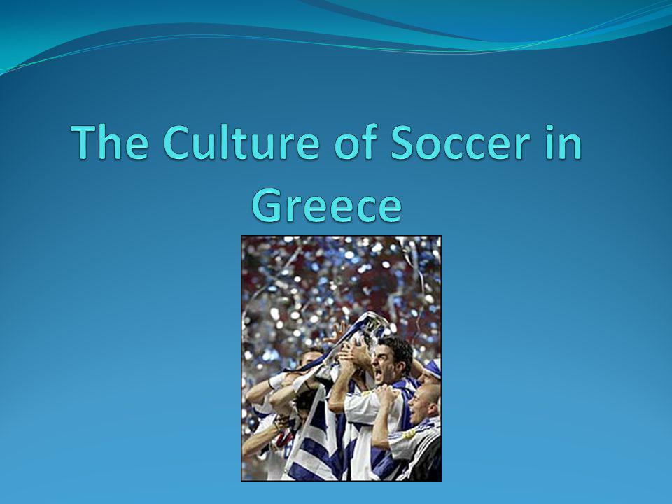 History of Soccer in Greece The game of soccer appeared for the first time in Greece at the end of the 19 th century and more specifically in 1866.