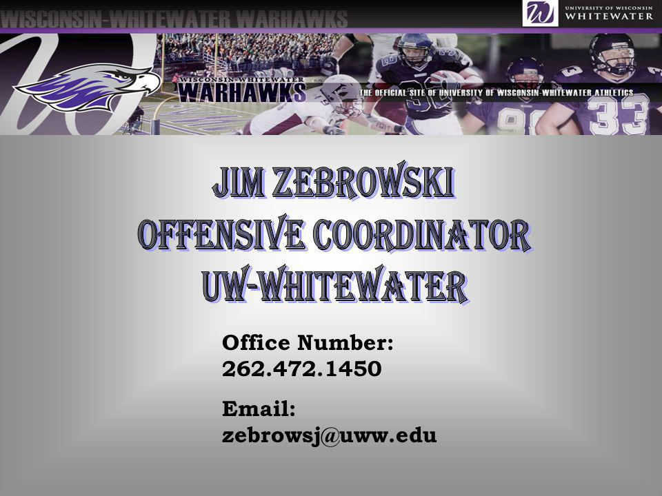 Office Number: 262.472.1450 Email: zebrowsj@uww.edu