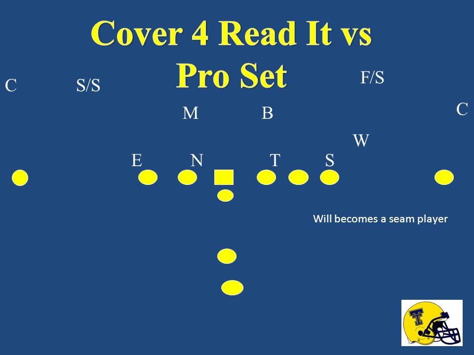 W T MB ES C F/S N S/S C Will becomes a seam player