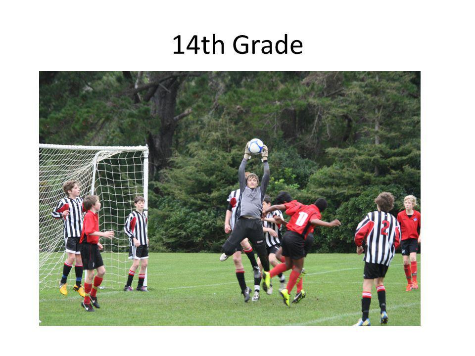 14th Grade