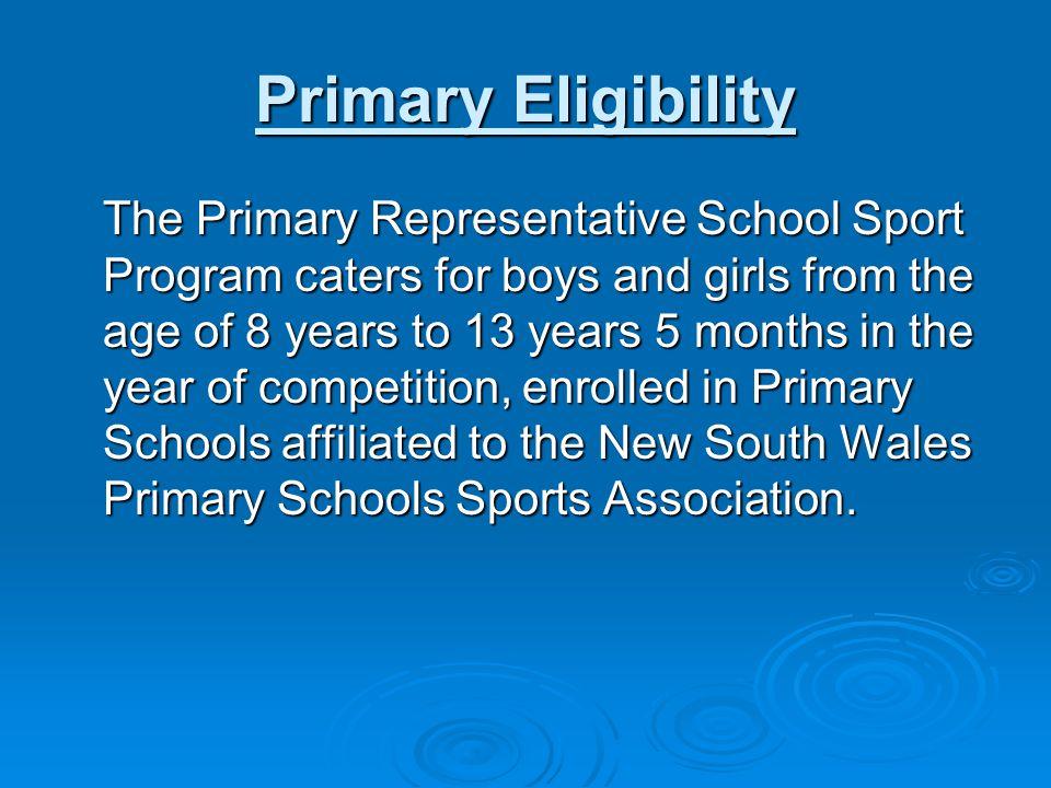 School Representative (PSSA) Western SSA has: 125 Primary Schools 20 Central Schools Success = Sacrifice + Sweat