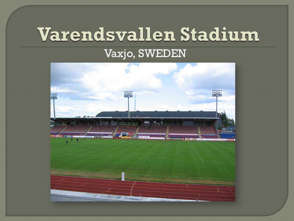 Vaxjo, SWEDEN