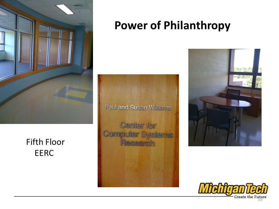 Fifth Floor EERC Power of Philanthropy 55